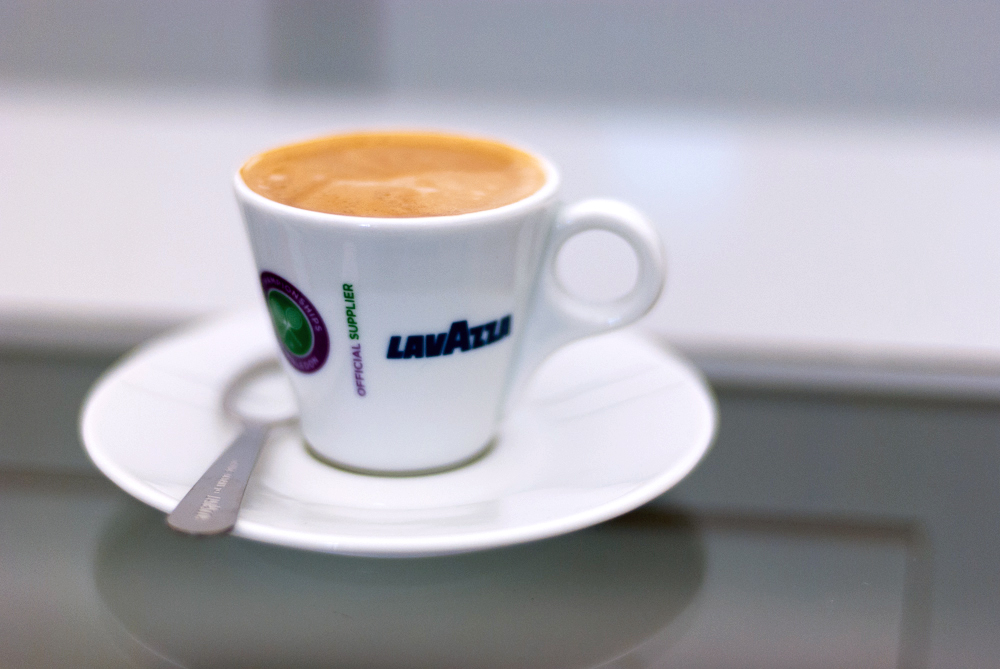 Lavazza Coffee | A day of tennis, food, coffee and English traditions at The Championships, Wimbledon in London