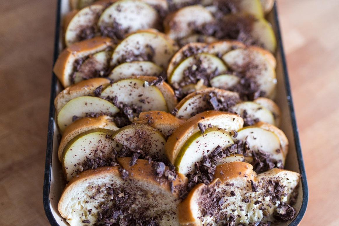 Bread-Pear-Chocolate-Pudding-3